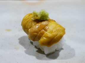 Red sea urchin (Aka uni)
