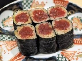 Tuna Roll (Tekka maki)