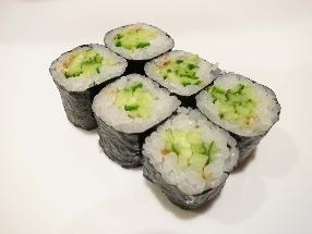 Cucumber roll (Kappa maki)