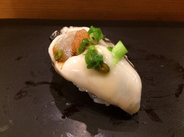 Gaint pacific oyster (Kaki)